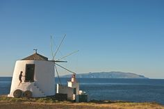 Windmill - Corvo Island www.bensaudehotels.com