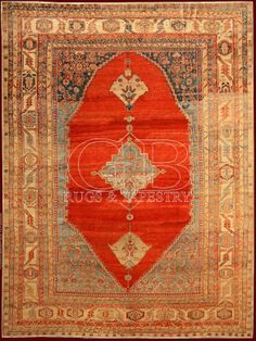 Antique Bakshaish rug ; they were knotted beetwen 1780 and1900, of great class and elegance, sober, rare and well preserved. Bakshayesh is a place of the Iranian Azerbaijan, near Tabriz. There was knotted rugs similar to the Heritz with the field full of small stylized patterns and they was very request and appreciated on the U.S.A. market.