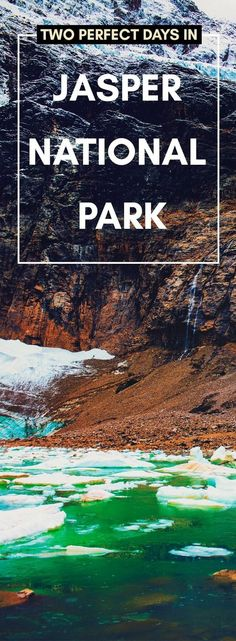 For Canada day, make the most out of your 2 days in Jasper National Park. Your ultimate guide to spending the perfect 2 days in Jasper National Park for family and outdoor enthusiasts.