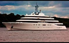 Eclipse – The Largest Private Yacht in the World
