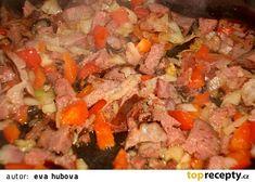 Pikantní směs na topinky recept - TopRecepty.cz