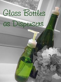 wine soap dispenser the red chair blog