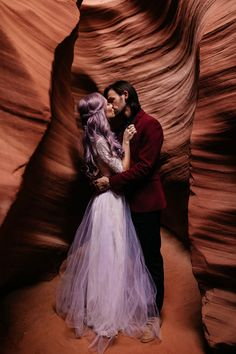 Canuon kisses from this Arizona elopement courtesy of Amy Bluestar Photography Wedding Couples, Wedding Photos, Wedding Ideas, Elope Wedding, Wedding Stuff, Paris Wedding, Wedding Trends, Wedding Portraits, Wedding Decorations