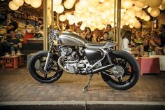 Honda CX500 by Garage Project - found on Cafe Racer Culture