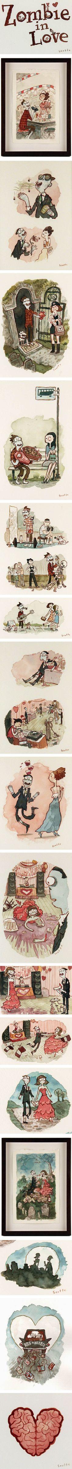 Kelly DiPucchio a écrit un livre pour enfants qui raconte l'histoire de l'aimable Mortimer qui va faire tout ce qu'il peut pour rencontrer la femme de sa vie
