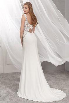 Vestido Noiva Sereia Italiana
