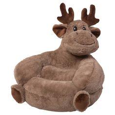 Kids Plush Moose Character Chair Brown Trend Lab is part of Plush chair - Kids Plush Moose Character Chair Brown Trend Lab BrownNursery Chair Baby Boys, Baby Boy Rooms, Baby Boy Nurseries, Kids Rooms, 2 Boys, Twin Boys, Moose Nursery, Woodland Nursery, Nursery Boy