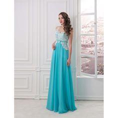 Nádherné večerné šaty s krajkovaným vrškom