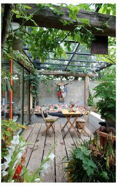 Diy Pergola, Building A Pergola, Deck With Pergola, Covered Pergola, Pergola Shade, Diy Patio, Backyard Patio, Pergola Kits, Cheap Pergola
