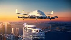 Flying cars could be landing in Miami sooner than we think Technology Gifts, Technology World, Futuristic Technology, Futuristic Vehicles, Drones, Future Flying Cars, Detroit, Rise Project, Toyota