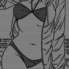 Anime Henti, Anime Kiss, Dark Anime, Kawaii Anime Girl, Anime Art Girl, Manga Art, Cute Anime Pics, Anime Love, Anime Sensual