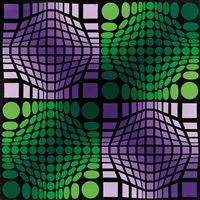 Ristri by Victor Vasarely