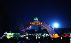 Bonnaroo---went 2011....incredible 4 days!