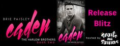 Brie Paisleys CADEN release Blitz  ITS LIVE!  Photograph by Christopher Correia from CJC Photography  Cover Model: Jonny Sobel  Cover Model: Alli Theresa  Cover designer: Rebecca Pau from The Final Wrap  Caden  I knew she was the one the moment I laid eyes on her.  Shes everything Ive ever wanted and I never dreamed of finding her in my hometown. Savannah Owens seems lost and wants to find a place where she feels as if she belongs. What she doesnt realize is shes already found it. When I…