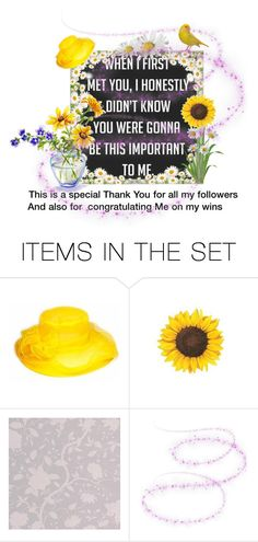 """To My Followers"" by m-aviles-ma ❤ liked on Polyvore featuring art"