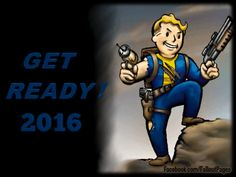 Happy New Year!  You guys ready? Im ready! The Overseers Radio will keep running today until everyone in the station drops under the tables from too much drinking. Feel free to tune in!  fallout vault radio fallout radio fallout new year