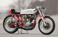 Ducati 250 Desmo factory racer