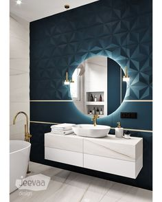 Discover ideas about Dream Bathrooms « Home Decor The Effective Pictures We Offer You About cleaning bathroom with shaving cream A quality picture can tell you many things. You can find the most b Bathroom Design Luxury, Modern Bathroom Design, Bathroom Designs, Home Room Design, Interior Design Studio, Dream Bathrooms, Small Bathrooms, House Rooms, Cheap Home Decor