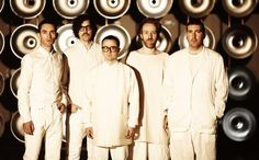 Hot Chip's Al Doyle and Felix Martin look back on their 5 favorite #musicvideos.