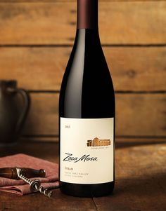 CF Napa Brand Design - Zaca Mesa Winery - CF Napa