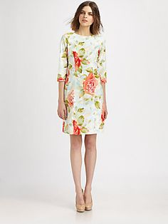 Lotusgrace Floral Dress