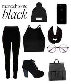 """""""Untitled #474"""" by hurricane21 ❤ liked on Polyvore featuring Boohoo and River Island"""