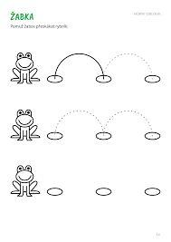 Výsledek obrázku pro grafomotorika uvolňovací cviky