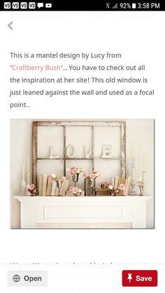 Rustic Farmhouse Decor, Candlesticks, Windows, Wall, Inspiration, Design, Candle Holders, Biblical Inspiration, Candle Sticks