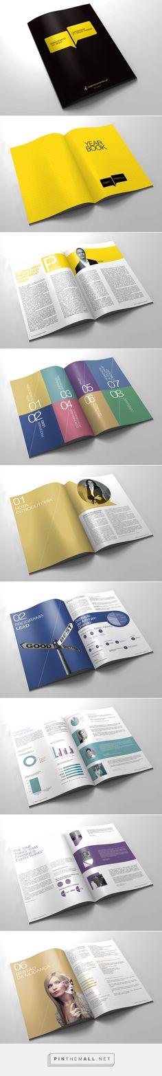YearBook PA by Frederico Paixão