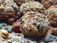 Parádní semínkové bochánky si děláme k snídani a svačině.