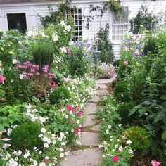 Country Cottage Landscape Design Ideas, Pictures, Remodel, and Decor