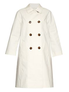 Spring Showers / Trademark Trench Coat / Garance Doré