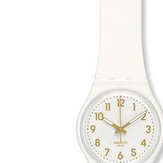 Swatch® Deutschland - Gent WHITE BISHOP GW164