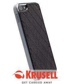 Krusell Avenyn Undercover Case voor Apple iPhone 5 / 5S - Zwart