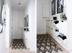 You searched for seng - Side 4 af 5 - Christina Dueholm Small Living, Living Spaces, Room Interior, Interior Design, Entrance Table, Entry Hallway, Modern Kitchen Design, Ikea, New Homes