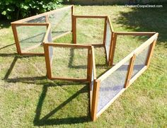 best portable chicken run - Google Search