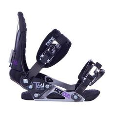 Ride Dva Ladies Snowboard Bindings – Black  These are on my Jones board!  I have the same ones in GREEN on my Feelgood board.  LOVE THESE BINDINGS!