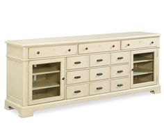 River House Entertainment Console | Paula Deen Home | Home Gallery Stores