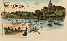 Saludo del Rio de La Plata