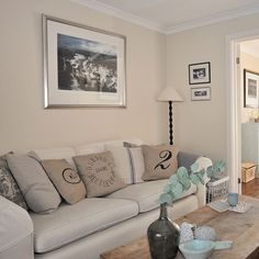 Living room | New England-style home | House tour | PHOTO GALLERY | Ideal Home | Housetohome.co.uk