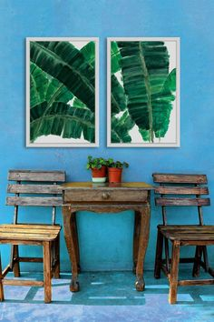 La Habana II Diptych Framed Print Wall Art by Marmont Hill Inc. on @HauteLook