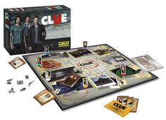 "If anyone knows where I can get this game  ""Clue: Supernatural""  Add a comment and let me know I've been looking for it everywhere and can't seem to find it."