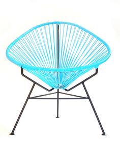 acapulco chair blue by InnitDesigns, via Flickr