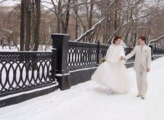 Sposarsi con la neve... Www.tosettisposa.it