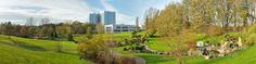cool Fotografie »Klinikum Bremerhaven Reinkenheide – Panorama 6«,  #Stadtansichten #XXL-Panoramen
