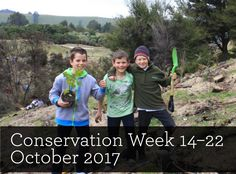 EVENT - Get into nature during Conservation Week. The overarching theme for Conservation Week is 'Healthy Nature Healthy People'. It encourages people to become aware of the link between a healthy natural environment and their own health.  Get a head start for Conservation Week 2017 by subscribing to What's Up DOC? Community Space, Head Start, Conservation, Penguin, Festivals, Encouragement, Environment, Science, Activities