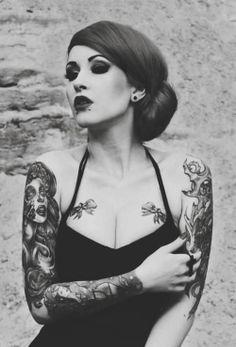 Tattoo, piercings