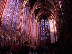 La Salle Haute de la Sainte-Chapelle
