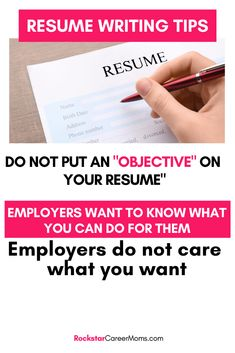 Does writing your resume gives you anxiety? Here are Resume Writing Tips To Get You An Interview and increase your confidence writing resumes. Resume Writing Tips, Resume Tips, Writing Advice, Resume Examples, Writing Skills, Mom Advice, Career Advice, Resume Review, Working Mother