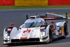 2014 24 Hours of Le Mans: Audi Motorsport Car